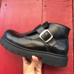 Vintage Skechers leather boots